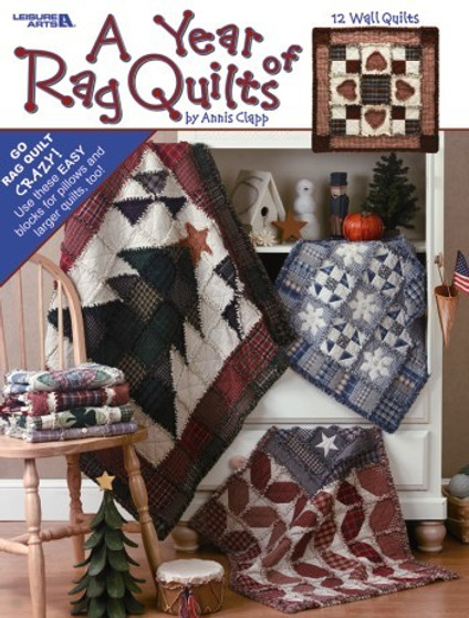 eBook A Year of Rag Quilts
