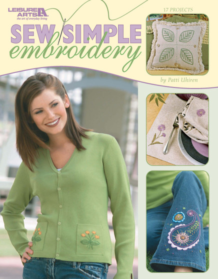 eBook Sew Simple Embroidery
