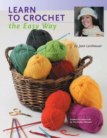eBook Learn to Crochet the Easy Way