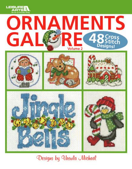 eBook Ornaments Galore Volume 2
