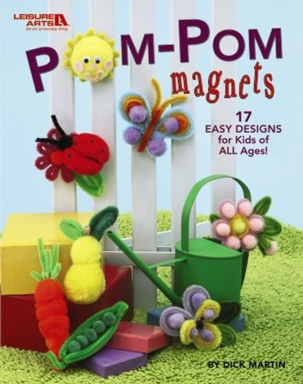 eBook Pom-Pom Magnets