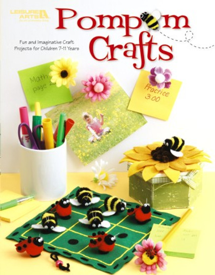 eBook Pom-Pom Crafts