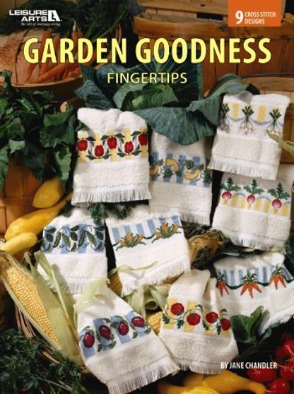 eBook Garden Goodness Fingertips