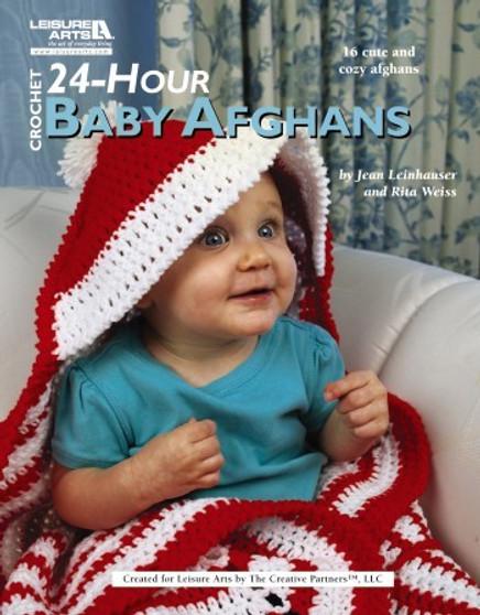 eBook Crochet 24-Hour Baby Afghans