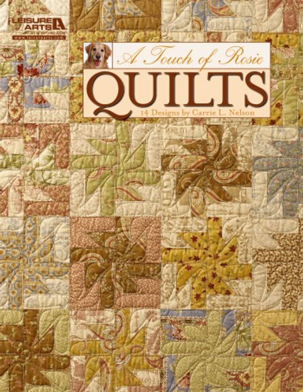 eBook A Touch of Rosie Quilts