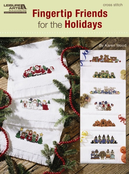 eBook Fingertip Friends for the Holidays