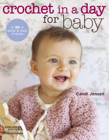 eBook Crochet in a Day for Baby