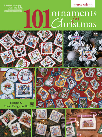 eBook 101 Ornaments for Christmas