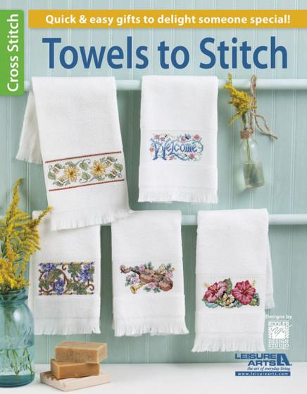 eBook Towels to Stitch