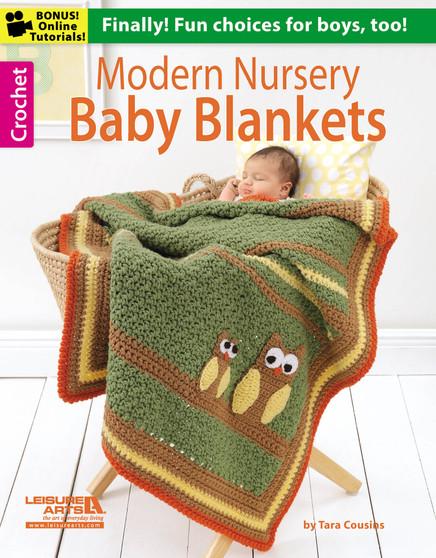 eBook Modern Nursery Baby Blankets