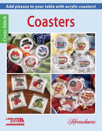 eBook Coasters Herrschners