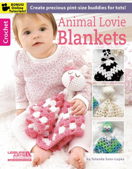 eBook Animal Lovie Blankets
