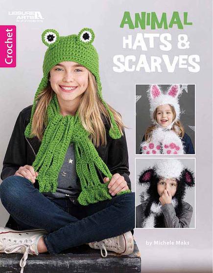 eBook Animal Hats & Scarves