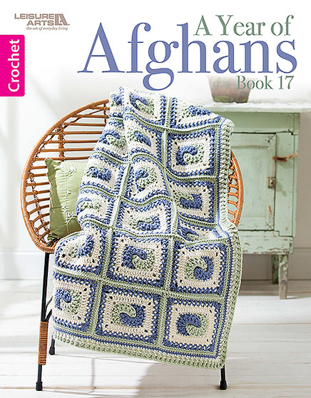 eBook A Year of Afghans Book 17