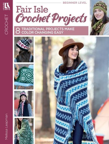 eBook Fair Isle Crochet Projects
