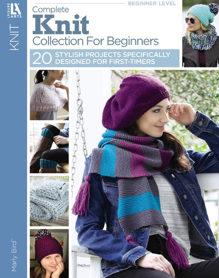eBook Complete Knit Collection for Beginners