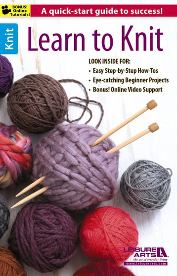 eBook Learn to Knit