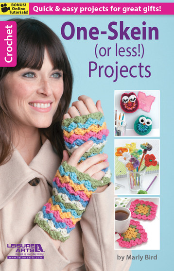 eBook One-Skein (or less!) Projects