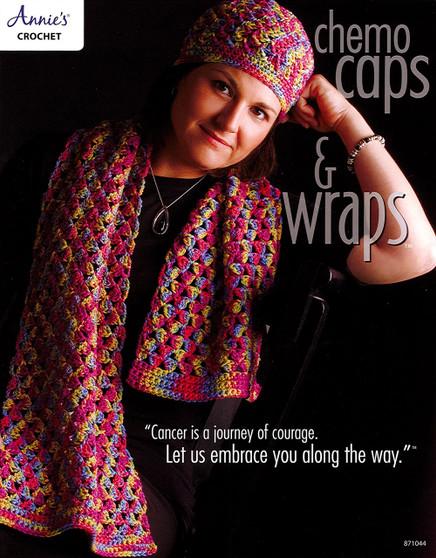 Annie's Crochet Chemo Caps And Wraps Book