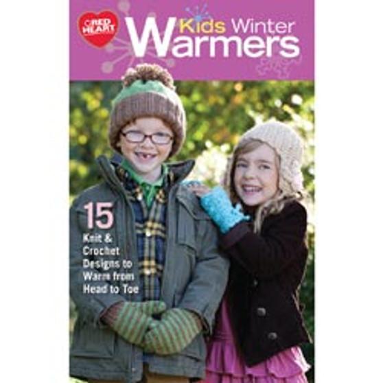 Coats & Clark Kids Winter Warmers Knit Book