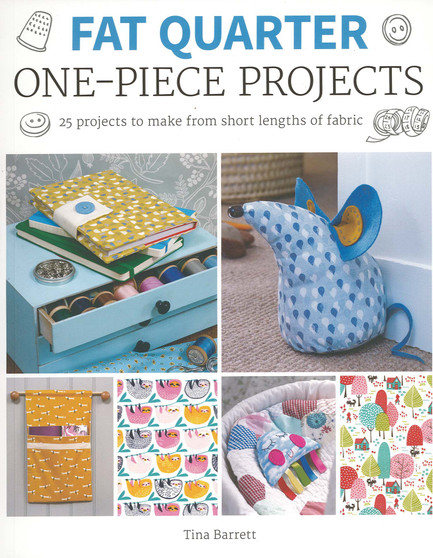 Guild of Master Craftsman Fat Quarter One-Piece Projects Book