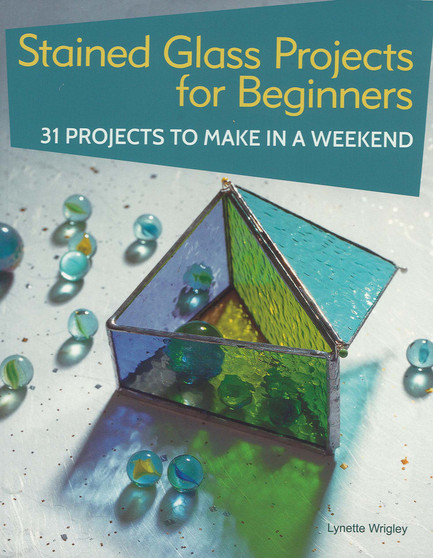 IMM Lifestyle Stained Glass Projects Book