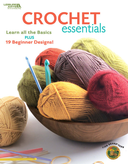 Leisure Arts Crochet Essentials Book