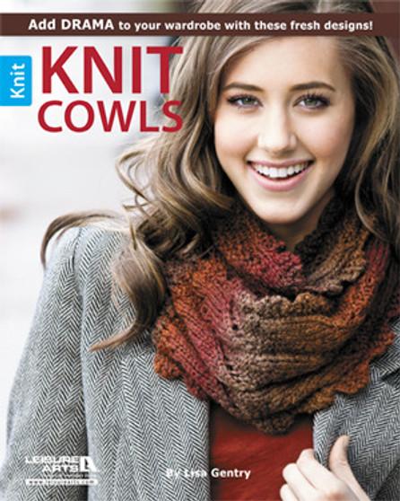Leisure Arts Knit Cowls