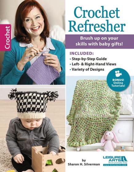 Leisure Arts Crochet Refresher Book