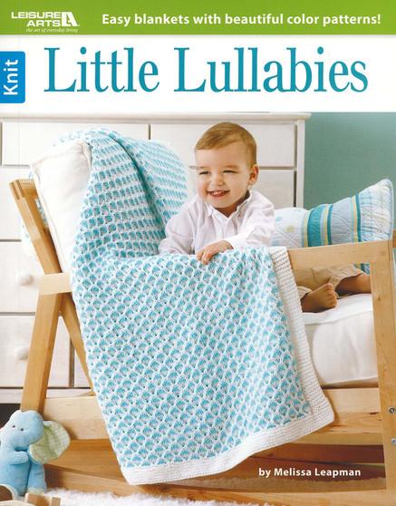 Leisure Arts Little Lullabies Knit Book