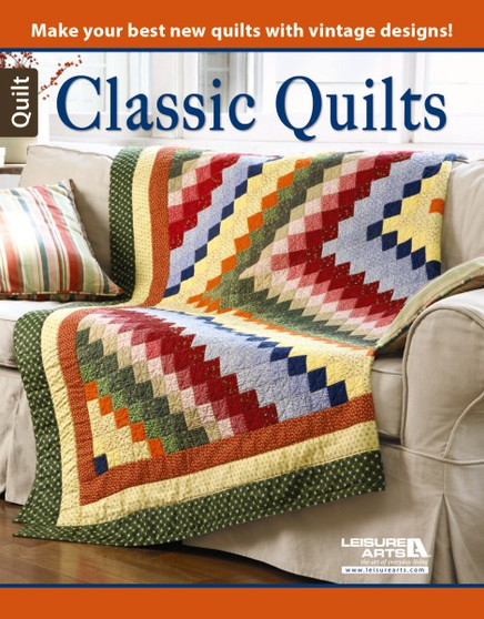 Leisure Arts Classic Quilts Book