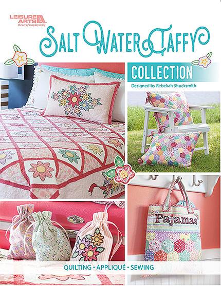 Leisure Arts Salt Water Taffy Collection Book