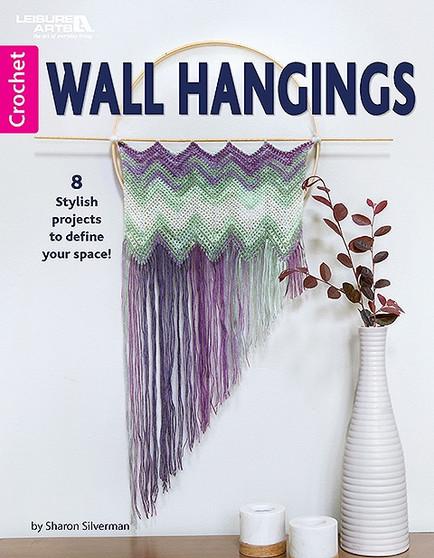 Leisure Arts Wall Hangings Book