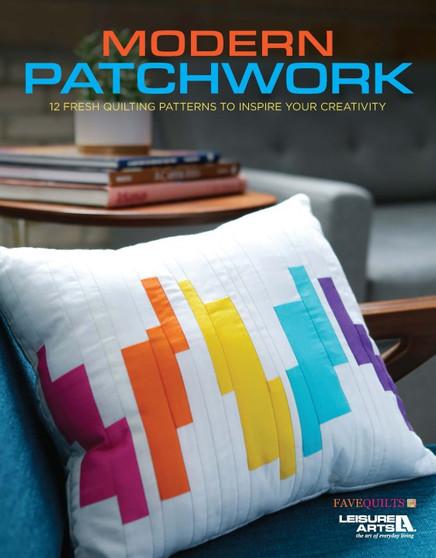 Leisure Arts Modern Patchwork Book