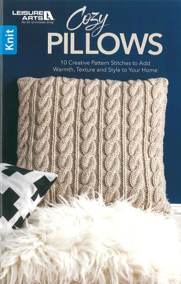 Leisure Arts Cozy Pillows Book