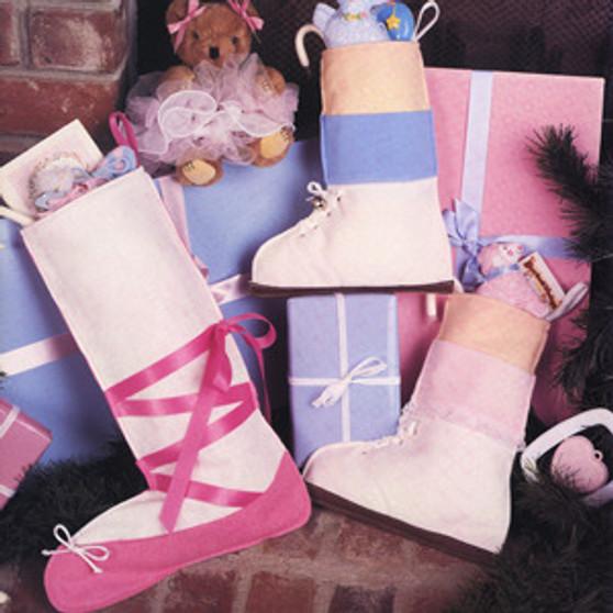 ePattern More Shoe Stockings