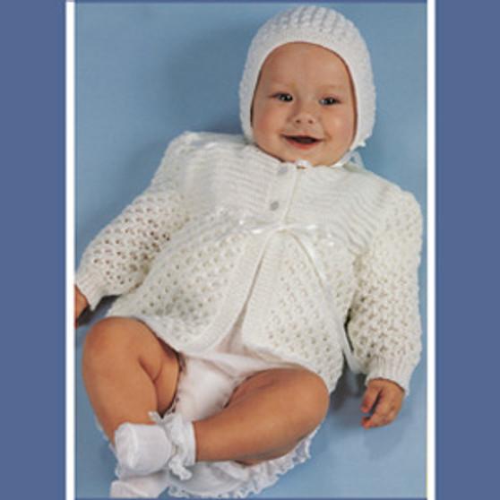 ePattern Baby's Breath Sweater Set