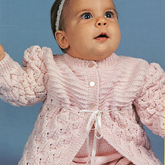 ePattern Tickled Pink Sweater Set