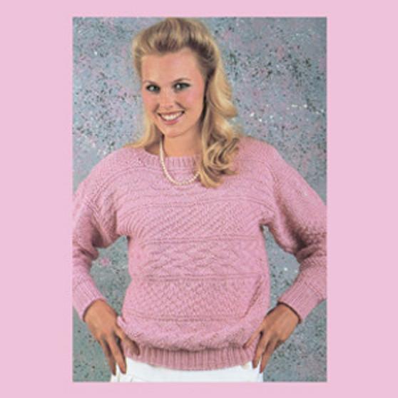 ePattern Sampler Pullover