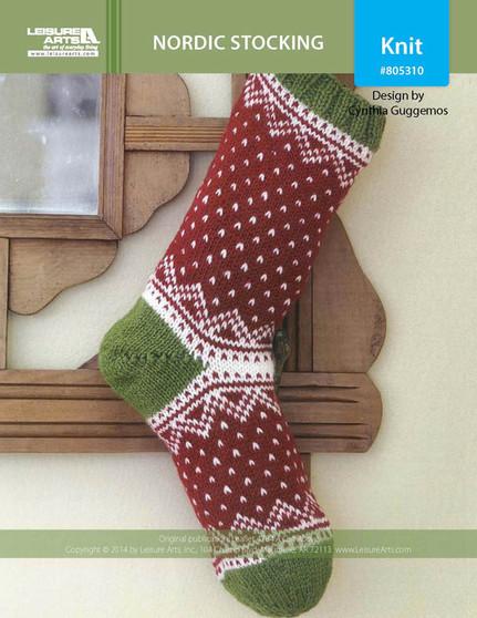 ePattern Nordic Stockings