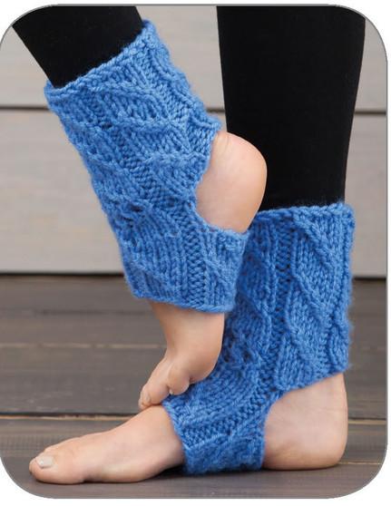 ePattern Diamond Yoga Socks