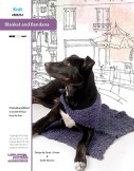 Indulge your dog with these two soft knits for snuggling, playing, or looking cute. Designed by Sarah J. Green & Shelle Hendrix.