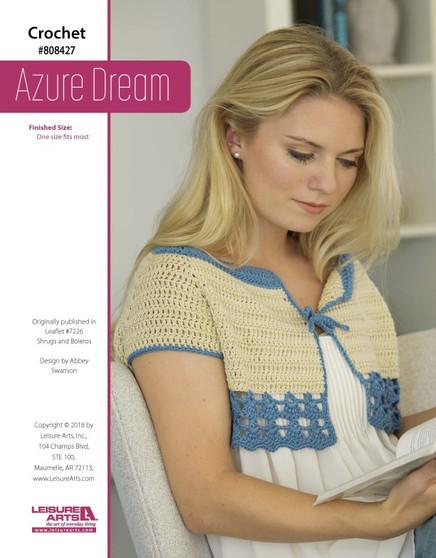 Crochet beauty with Azure Dream!