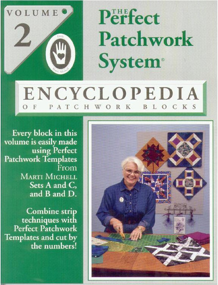 Marti Michell Encyclopedia of Patchwork Blocks Book Volume 2