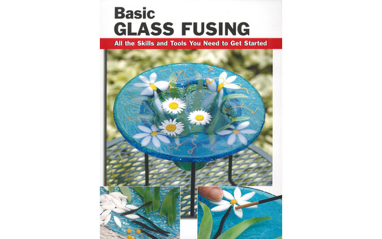 Stackpole Basic Glass Fusing Book