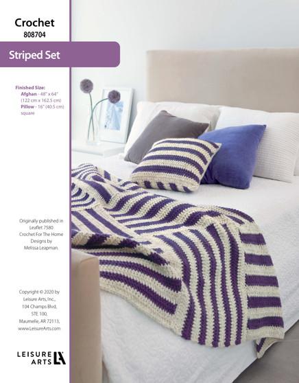 ePattern Striped Set