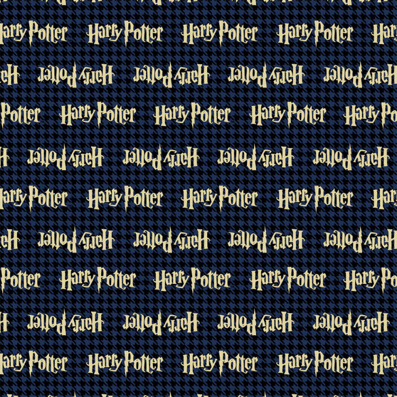 Harry Potter Houndstooth 8 yard Cotton fabric by the bolt