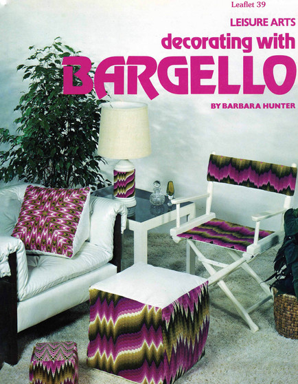 Leisure Arts Decorating with Bargello - Digital Pattern