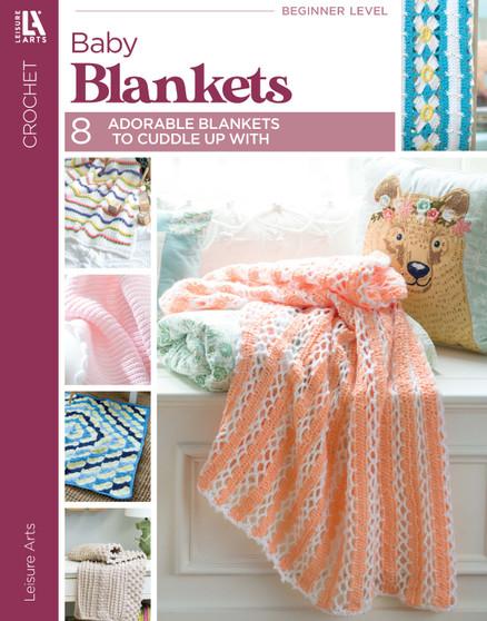 eBook Leisure Arts Baby Blankets