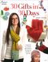 Annie's Crochet 30 Gifts in 30 Days Book